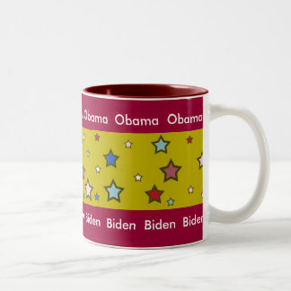 Reach for the Stars Two-Tone Mug