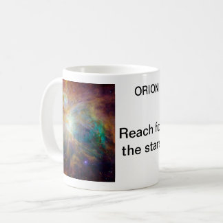 Reach for the stars young ones ! coffee mug