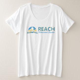 REACH Tshirt plus sized