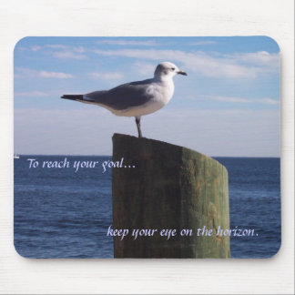 Reach your goal  by TDGallery Mouse Pad