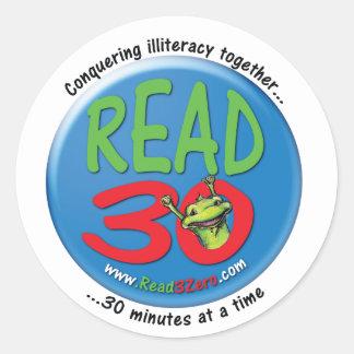 Read3Zero Sticker