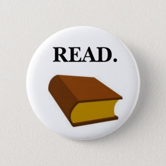 READ. 6 CM ROUND BADGE