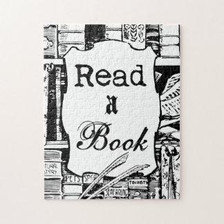 Read A Book Puzzles