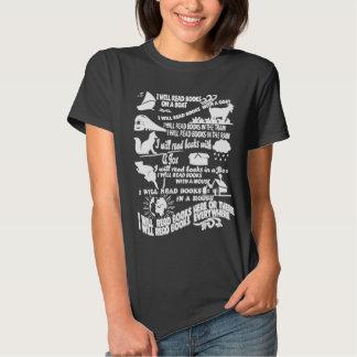 Read books everywhere Tshirt