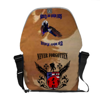 Read incoming goods FORGET Courier Bag