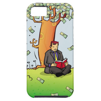 Read-more-books-and-earn-money.jpg Case For The iPhone 5
