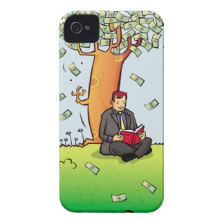 Read-more-books-and-earn-money.jpg iPhone 4 Case-Mate Cases