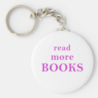 Read More Books Key Ring