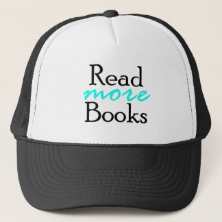 Read More Books Trucker Hat