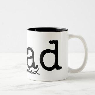 Read One-Handed Mug
