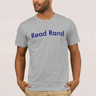 Read Rand / Capitalism T-Shirt