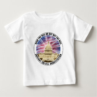 Read The Bill Baby T-Shirt