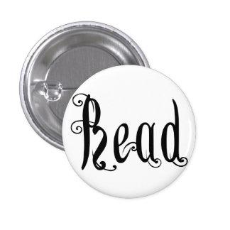 Read Ver 2 Pinback Button