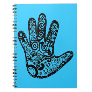 READ YOUR PALM NOTEBOOK