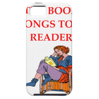 READER iPhone 5 COVERS
