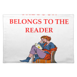 READER PLACEMAT
