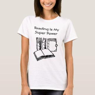 Reader T-shirt