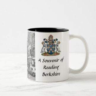 Reading, Berkshire - Souvenir Mug