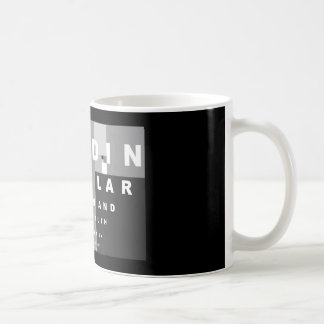 Reading Coffee Mug