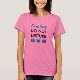 Reading Do Not Disturb T-Shirt