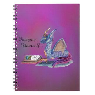 Reading Dragon Note Books