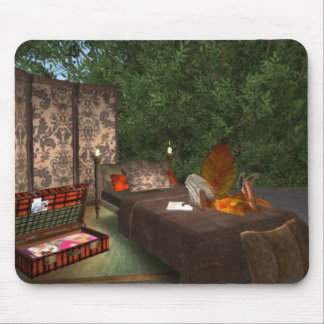 Reading Fairytales Mouse Pad