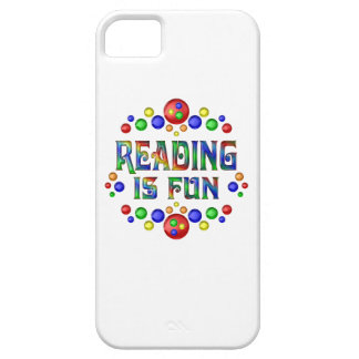Reading is Fun Barely There iPhone 5 Case
