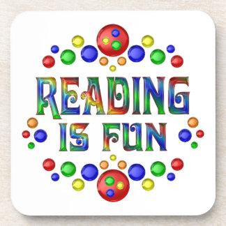 Reading is Fun Coaster