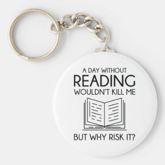 Reading Key Ring