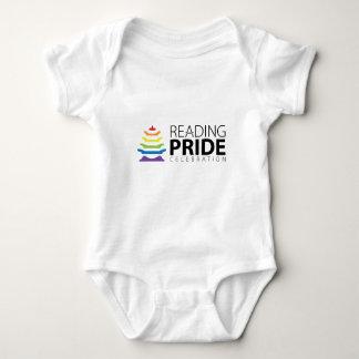 Reading Pride Baby Bodysuit