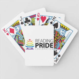 Reading Pride Bicycle Playing Cards