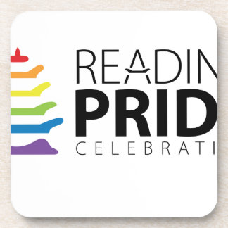 Reading Pride Coaster