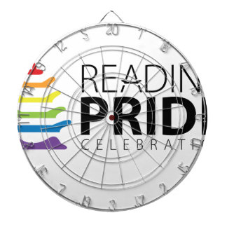 Reading Pride Dartboard