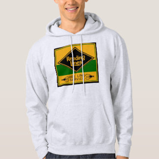 Reading Railroad Lines, Bee Line Service Hoodie