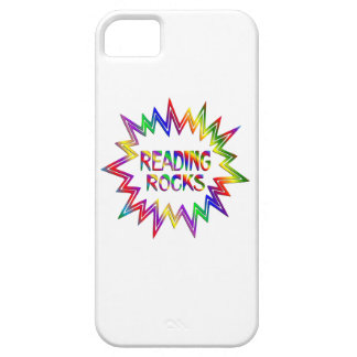 Reading Rocks Case For The iPhone 5