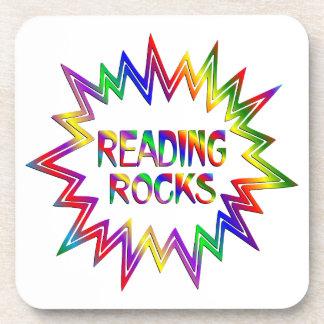 Reading Rocks Coaster
