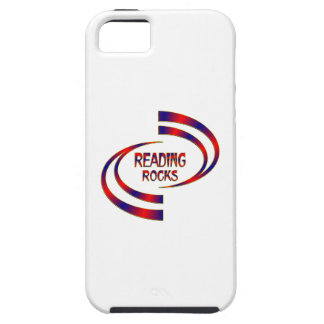 Reading Rocks Tough iPhone 5 Case
