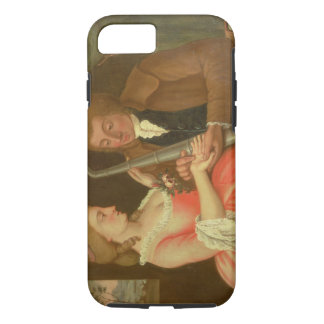 Reading the Palm (oil on canvas) iPhone 7 Case