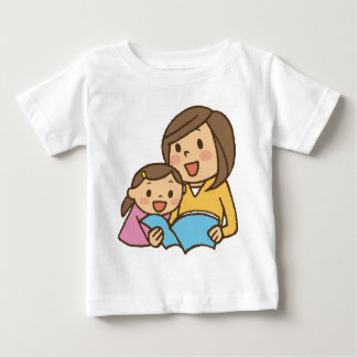 Reading Together Baby T-Shirt