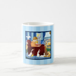 Reading Together Coffee Mug