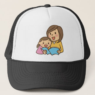 Reading Together Trucker Hat