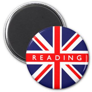 Reading UK Flag Magnet