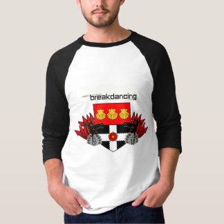 Reading University Breakdance Club T-Shirt