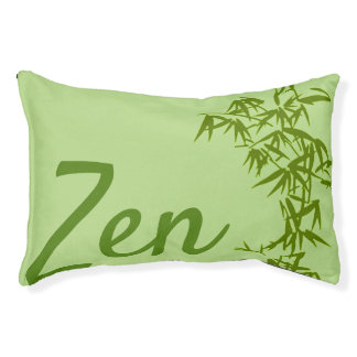 Reads for Zen dog Pet Bed