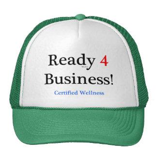 Ready 4 Business Cap
