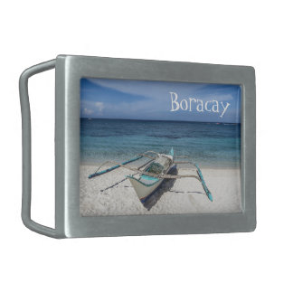 Ready and Waiting Rectangular Belt Buckle