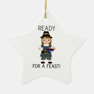 Ready For A Feast Christmas Tree Ornaments