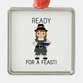 Ready For A Feast Ornaments