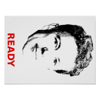 Ready for Rand poster