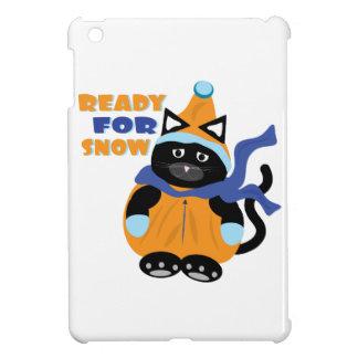 Ready For Snow iPad Mini Cases